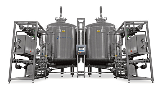 EDS+ Effluent Decontamination System